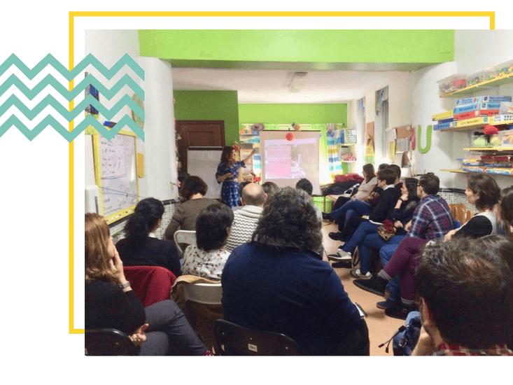 Talleres y Conferencias para aprender a comunicarte con niños 2b