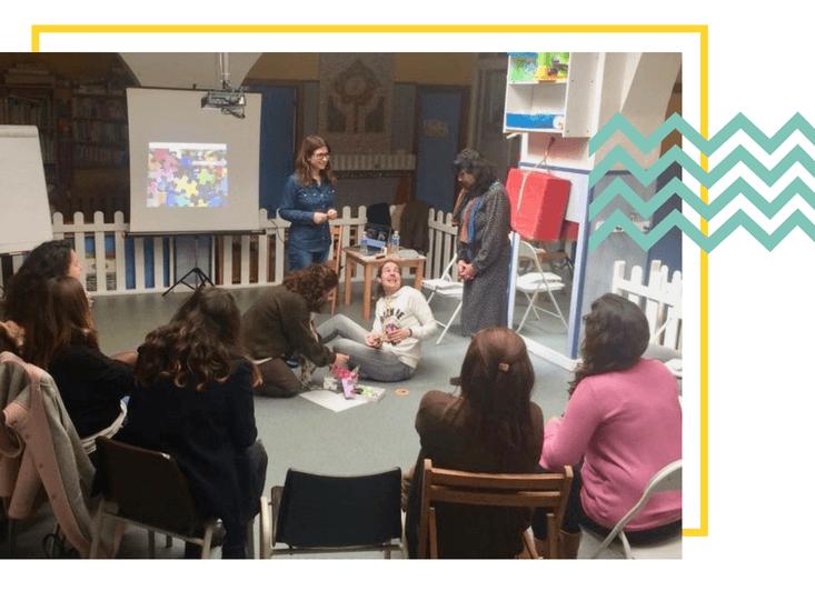 Talleres y Conferencias para aprender a comunicarte con niños 3b